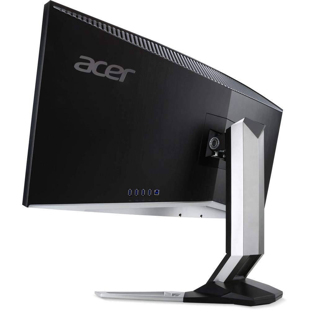 "Acer XZ 35"" Widescreen LCD Monitor Display UW-UXGA 2560 x 1080 4 ms 144 Hz   XZ350CU"