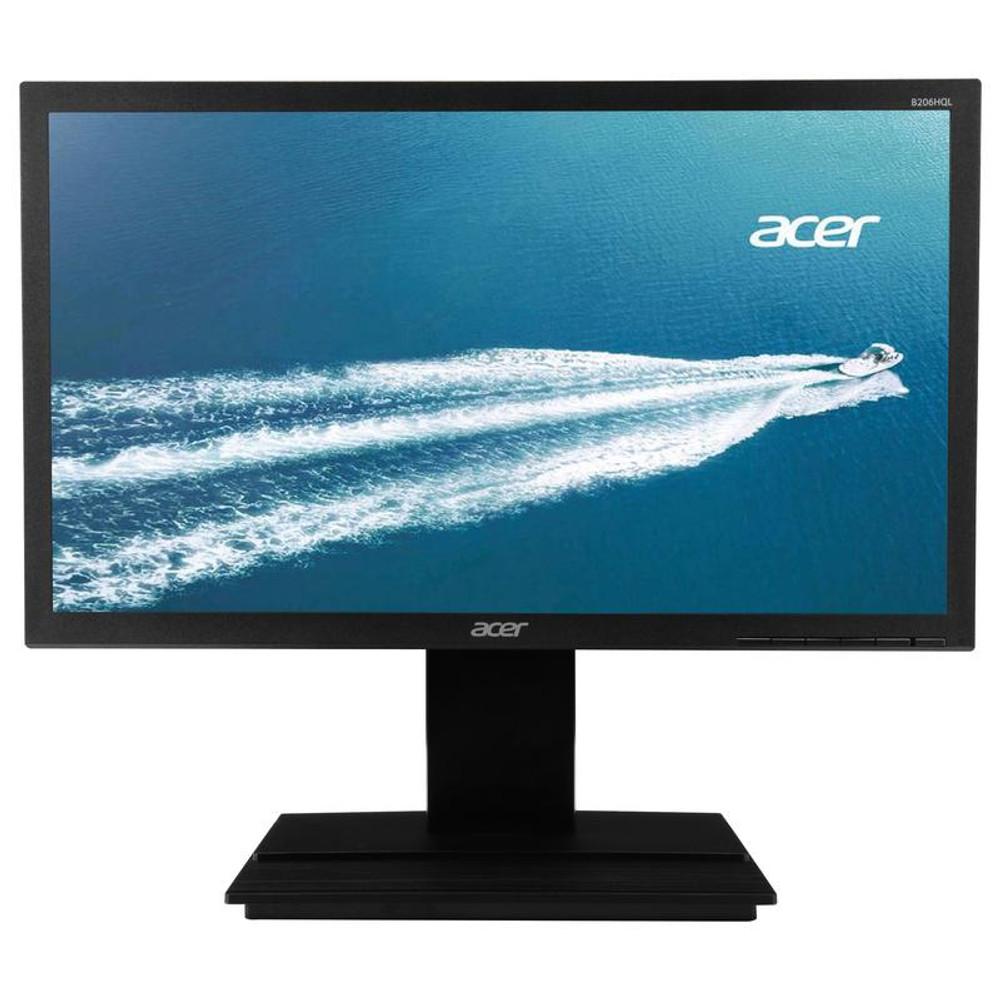 "Acer B6 - 19.5"" Widescreen LCD Monitor Display Full HD 1920 x 1080 8 ms 60 Hz | B206HQL"