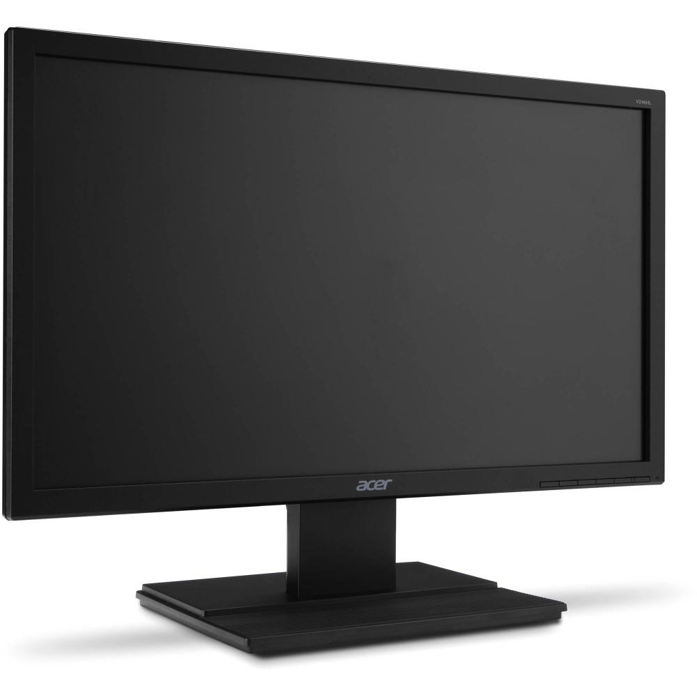 "Acer 24"" Widescreen LCD Monitor Display Full HD 1920 X 1080 5 ms TN Film | V246HL"
