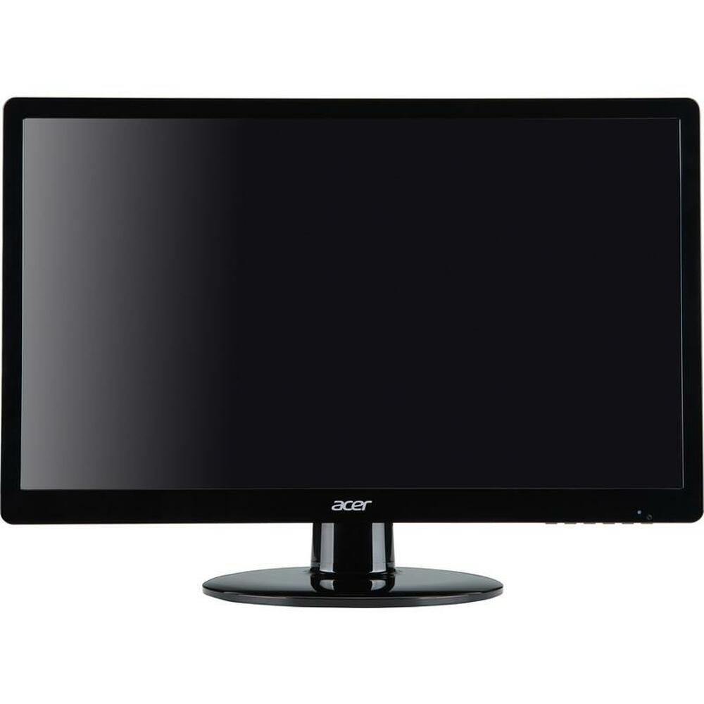 "Acer 19.5"" Widescreen LCD Monitor Display HD+ 1600 X 900 5 ms 60 Hz 