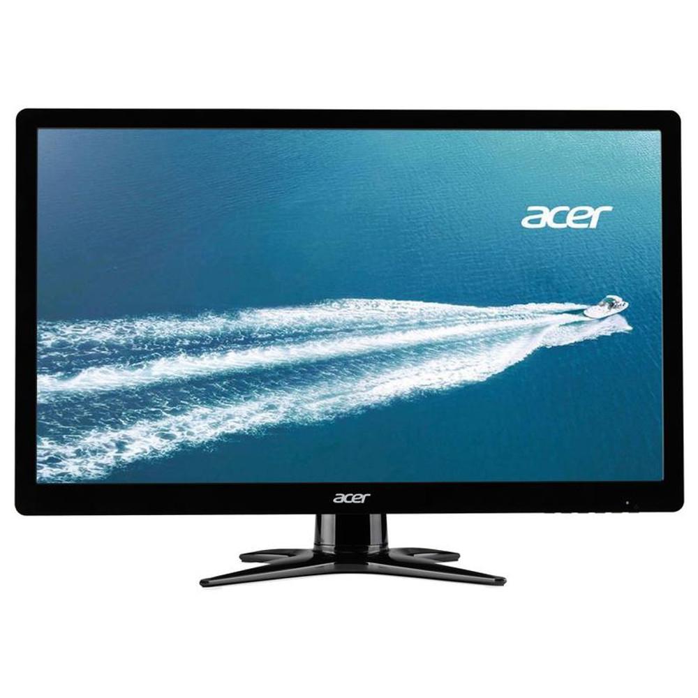 "Acer 19.5"" Widescreen LCD Monitor Display HD+ 1600 X 900 5 ms TN Film | G206HQL"