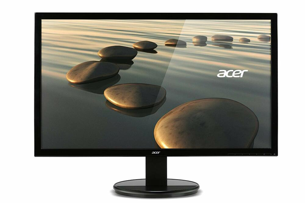 "Acer K2 - Widescreen Monitor 23.6"" Display LED HD TN Film 5ms 1920x1080   K242HQL BBMD"