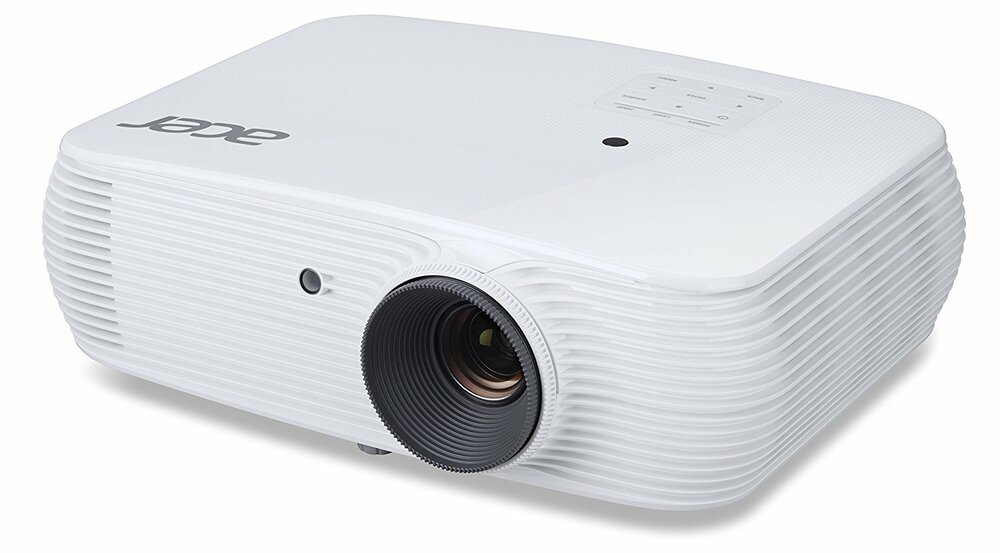 Acer DLP Projector 1280 x 720 HD 3300 Lumens 20,000:1 Contrast Ratio|H5382BD