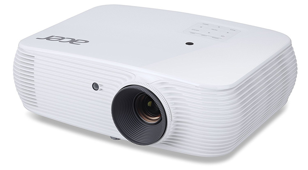Acer DLP Projector 1280 x 720 HD 3300 Lumens 20,000:1 Contrast Ratio|H5382BD