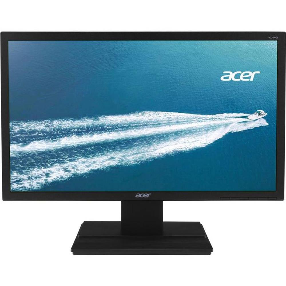 "Acer 21.5"" Widescreen LCD Monitor Display Full HD 1920 x 1080 5 ms | V226HQLBBD | Scratch & Dent"