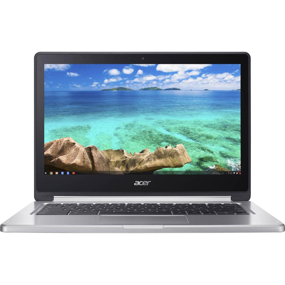 "Acer Chromebook R 13 - 13.3"" Chromebook MediaTek M8173C 2.10 GHz 4 GB Ram 32 GB Flash Chrome OS | CB5-312T-K5X4 | Scratch & Dent"