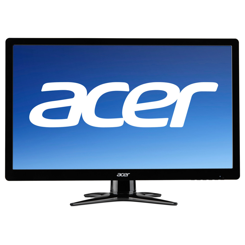 "Acer Predator G6 - 19.5"" Widescreen LCD Monitor Display HD+ 1600 X 900 5 ms TN Film   G206HQL   Scratch & Dent"