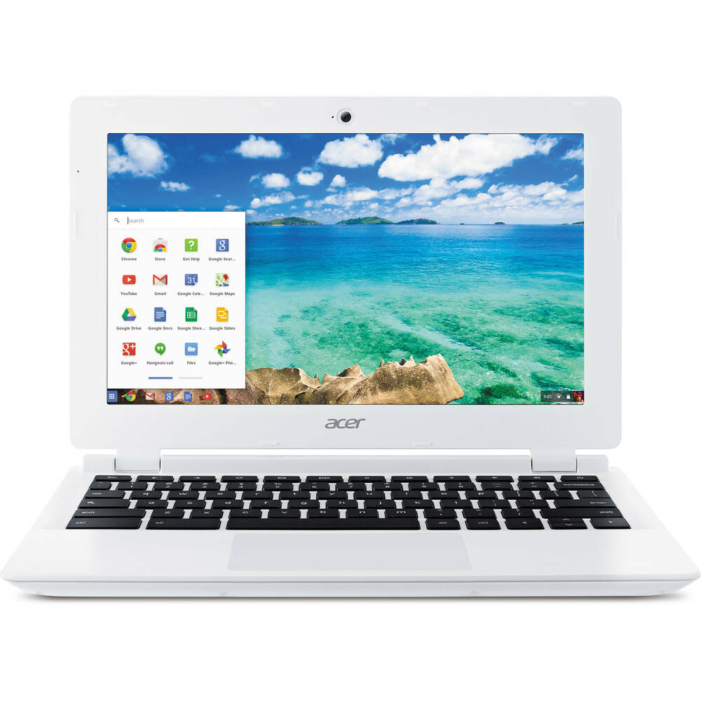 "Acer 11.6"" Intel Celeron 2.16 GHz 2 GB RAM 16 GB Flash Chrome OS | CB3-111-C9DJ"