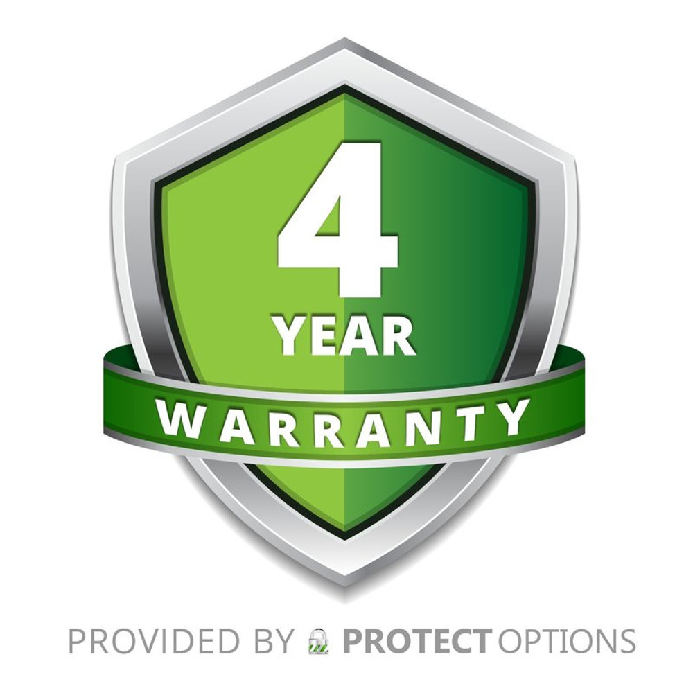4 Year Warranty No Deductible - Monitors sale price of $1000-$1499.99