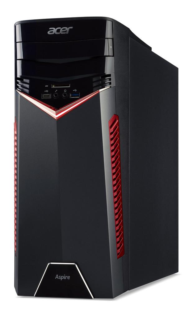 Acer Aspire GX - Desktop Computer Intel Core i7 3.6 GHz 16 GB Ram 1TB HDD + 256GB SSD Windows 10 Home GX-785-UR19