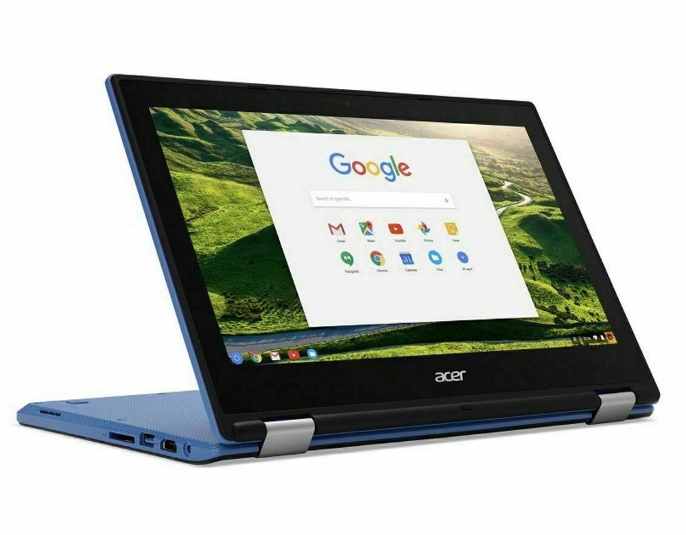 "Acer Chromebook R 11 - 11.6"" Chromebook Intel Celeron 1.60 GHz 4GB Ram 32GB Flash Chrome OS 