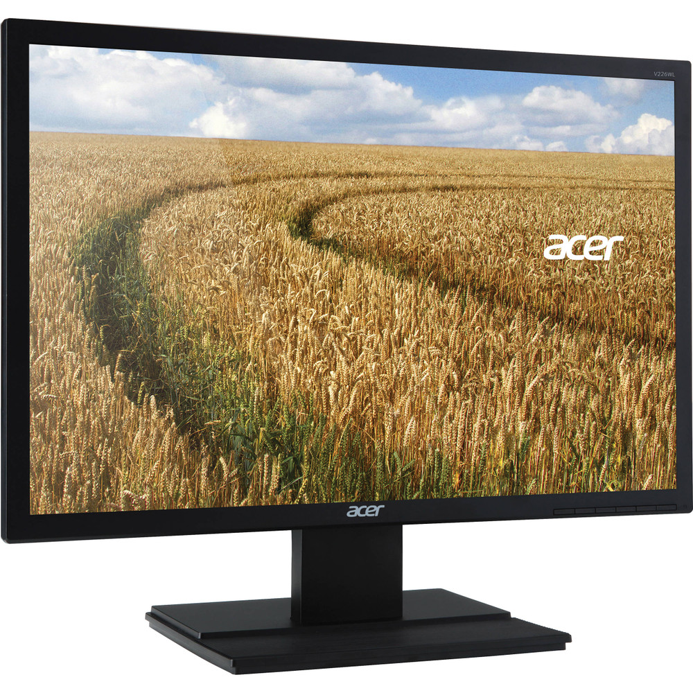 "Acer LCD Widescreen Monitor 22"" Display WXGA+ Screen Anti-Glare  60 Hz LED"