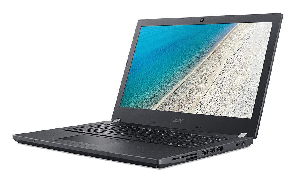 "Acer Travelmate P4 - 14"" Laptop Intel Core i5 2.3 GHz 8 GB Ram 256 GB SSD Windows 10 Professional|TMP449-M-516P"