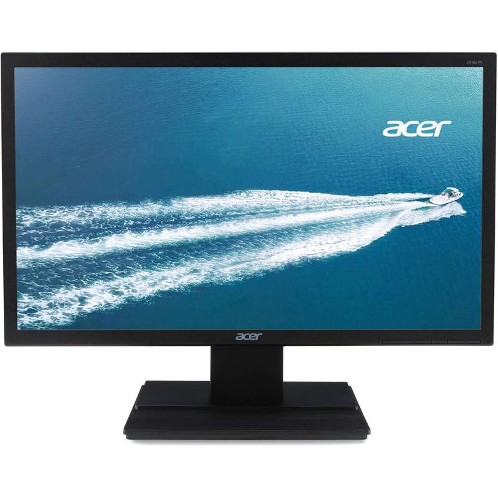 "Acer 23.8"" Widescreen LCD Monitor Display Full HD 1920 x 1080 5 ms IPS