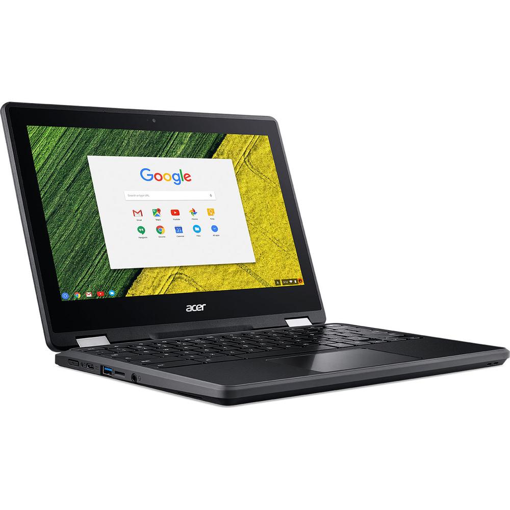 "Acer Chromebook Spin 11 - 11.6"" Chromebook Intel Celeron 1.10GHz 4GB Ram 32GB Flash ChromeOS | R751TN-C5P3"