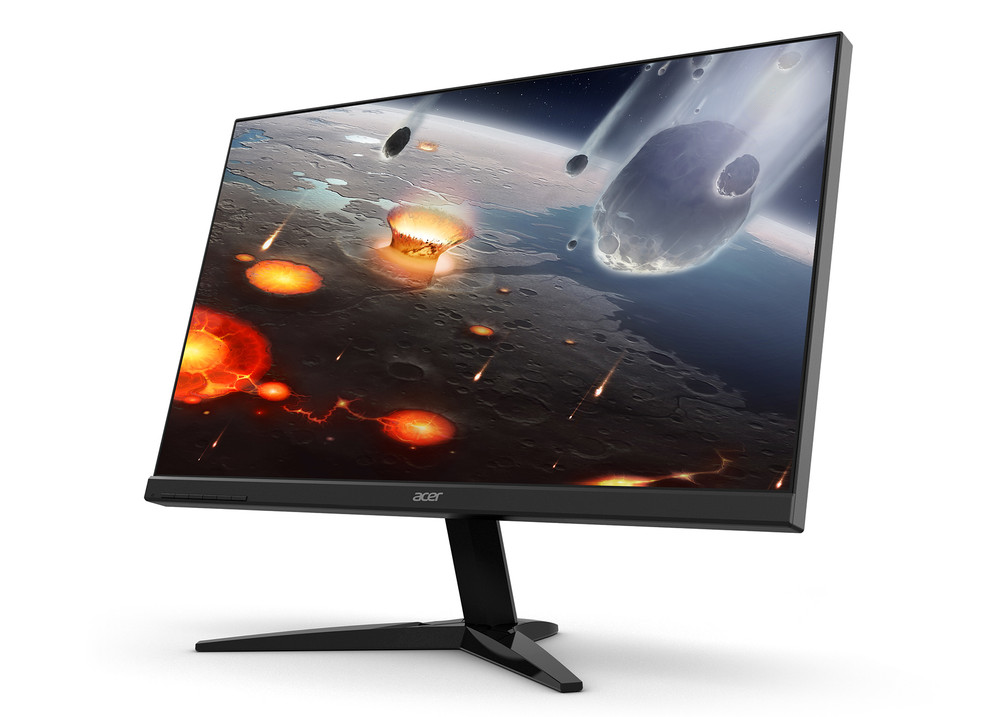"Acer KG1 - 27"" Widescreen LCD Monitor Full HD Display 16:9 1ms 75Hz 