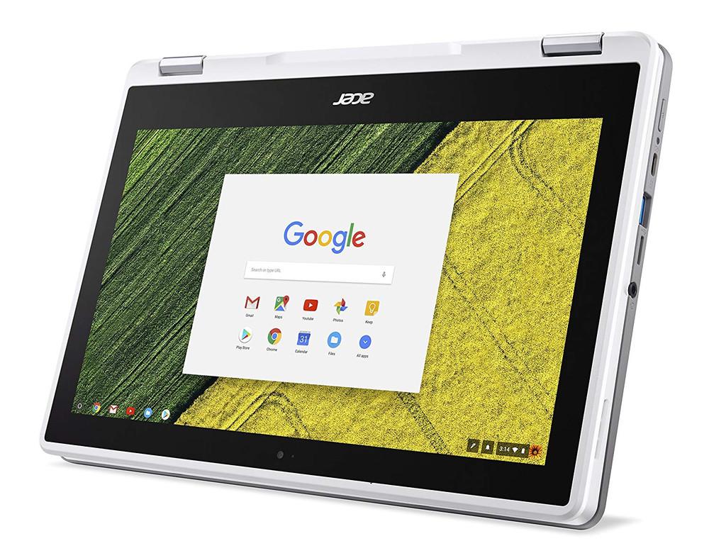 "Acer Spin 11 - 11.6"" Chromebook Intel Core Celeron 1.10 GHz 4 GB Ram 32 GB Flash Chrome OS   CP511-1HN-C7Q1"