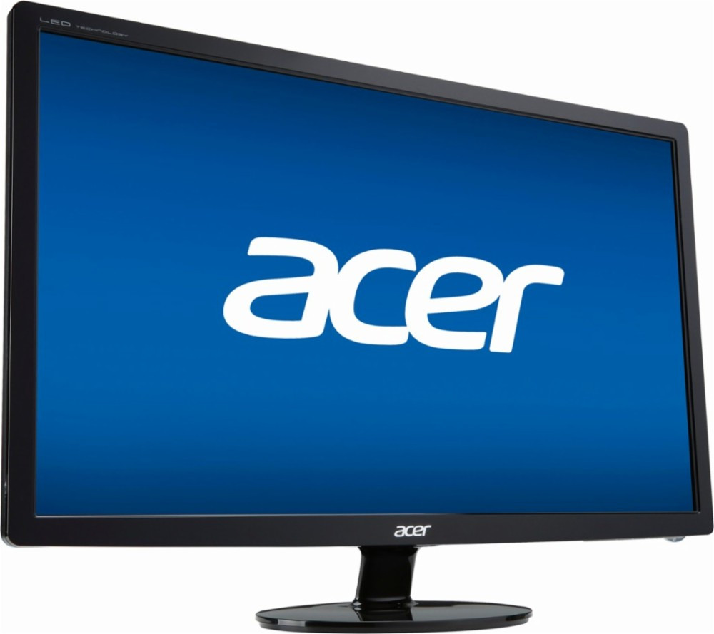 "Acer S1 - 27"" Widescreen LED Monitor Full HD 60 Hz 4 ms 