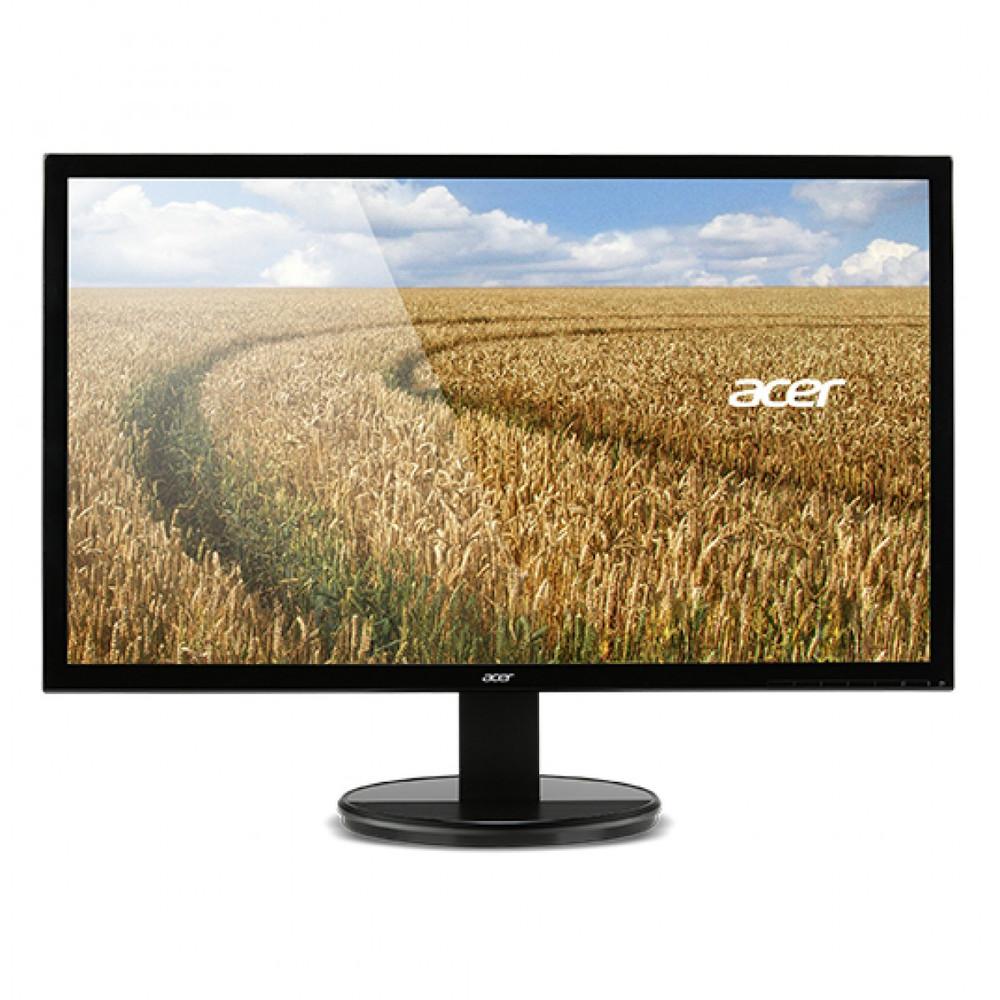"Acer K2 - 19.5"" Widescreen Monitor 16:9 5ms 60hz HD (1366 x 768)   K202HQL Abd"