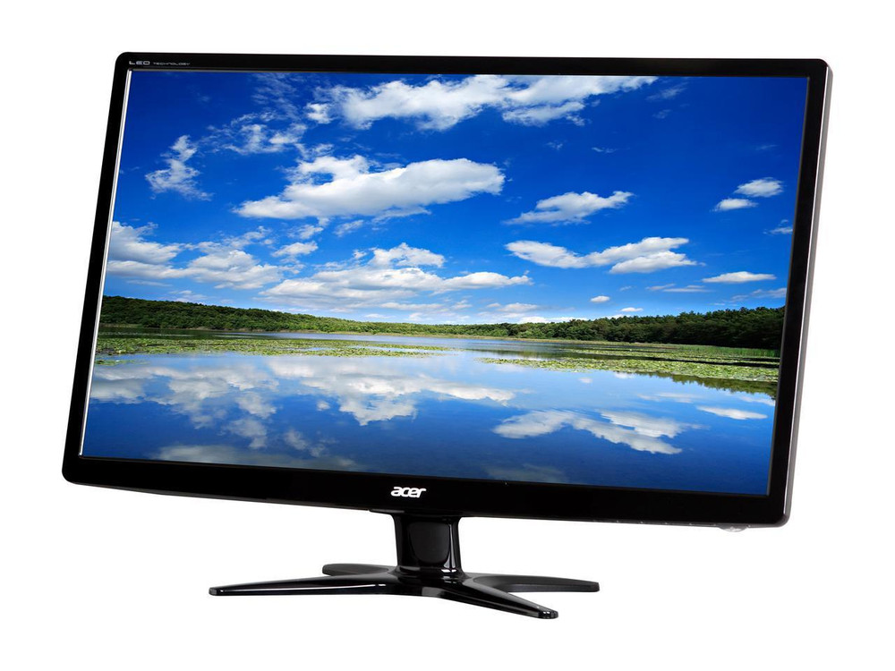 """Acer G6 - 27"""" Widescreen Monitor 4 ms 300Nit Full HD (1920x1080)"""