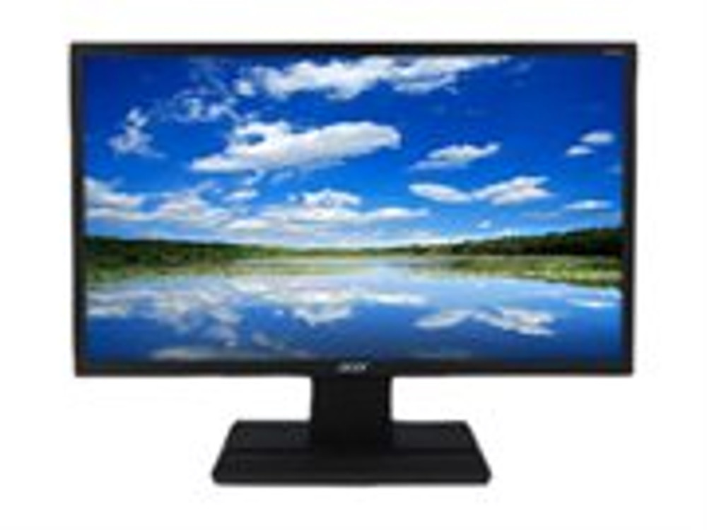 "Acer V6 - 24"" Widescreen Monitor 16:9 5ms 60hz Full HD (1920 x 1080)"