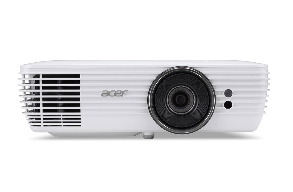 Acer 4K DLP Projector with Stereo Speakers   H7850