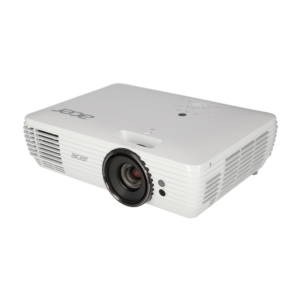 Acer 4K DLP Projector with Stereo Speakers | H7850