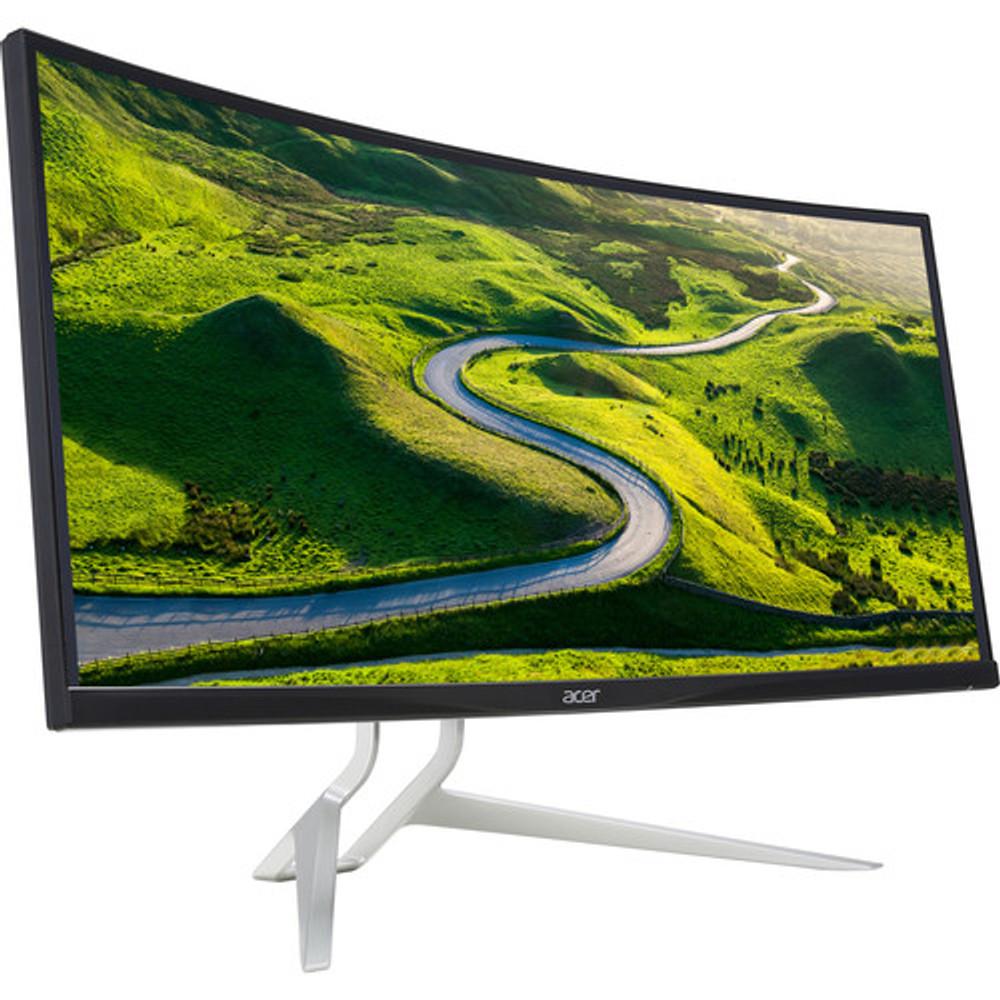 """Acer Widescreen Monitor 37.5"""" 21:9 1ms 75hz UW-QHD+ (3840 x 1600)"""