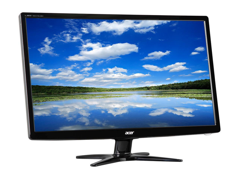 """Acer G6 -  27"""" Widescreen Monitor 16:9 5ms 60hz Full HD (1920x1080)"""