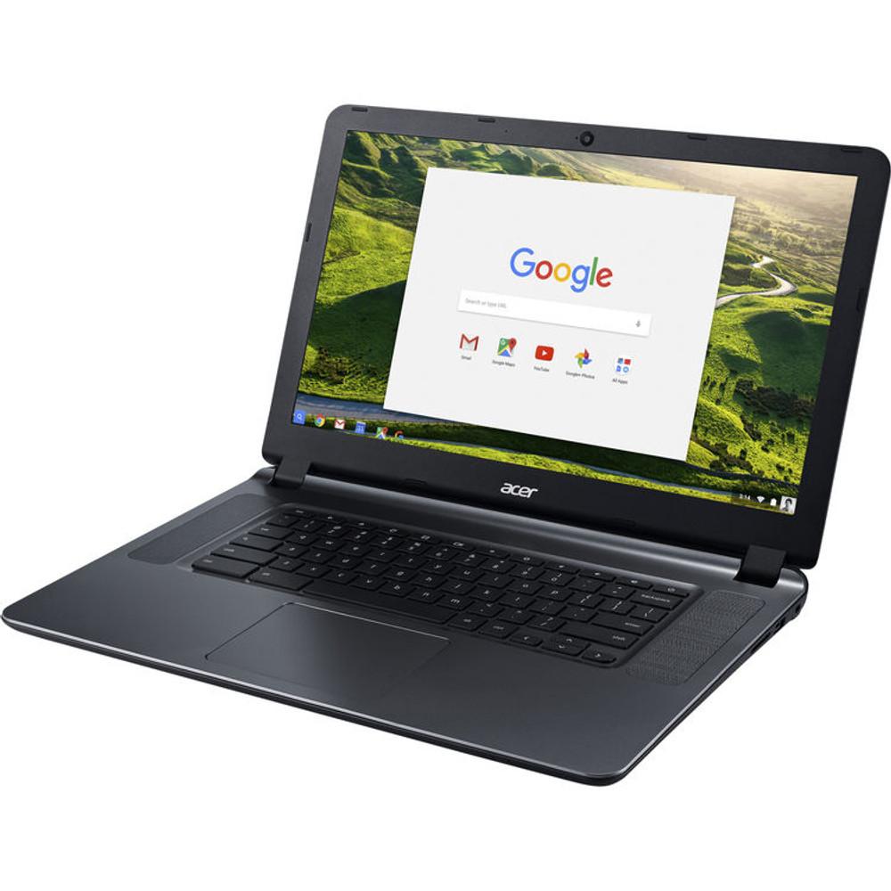 "Acer Chromebook 15 - 15.6"" Chromebook Intel Celeron 1.6 GHz 4 GB Ram 32GB Flash Chrome OS"