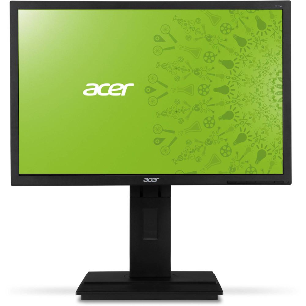 "Acer LCD Widescreen Monitor 24"" Display Full HD Screen 1920 x 1080 60 Hz   Scratch & Dent"