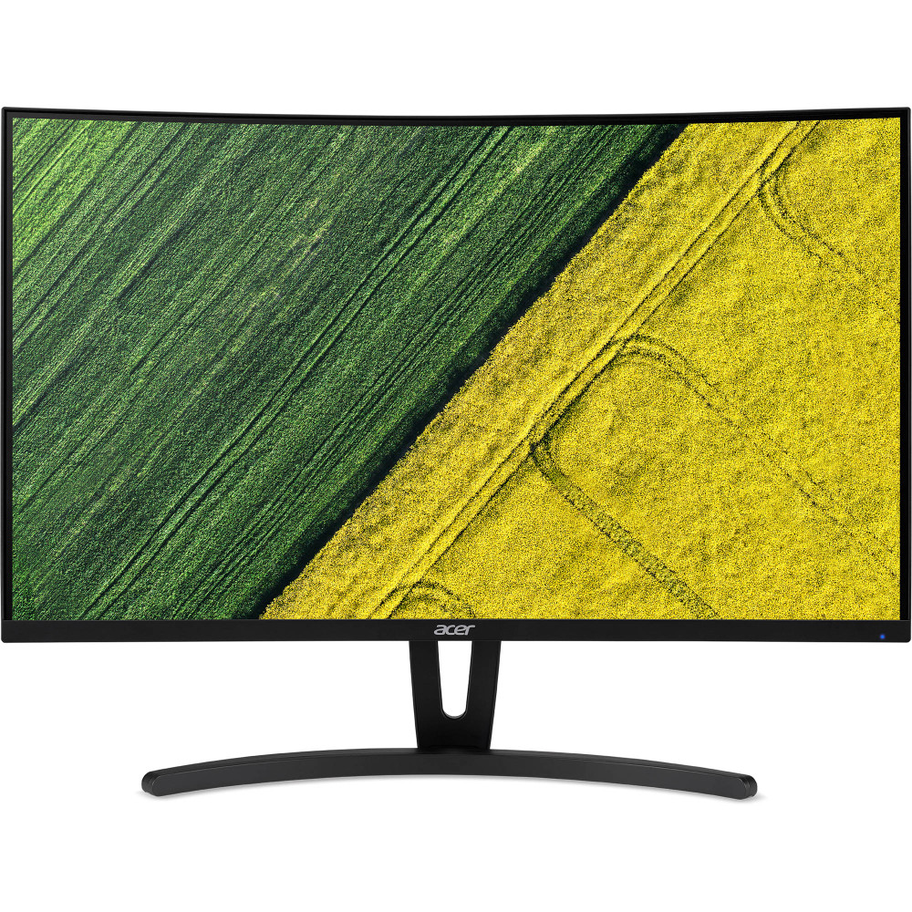 "Acer ED3 - 27"" Widescreen Curved LCD Monitor Full HD (1920 x 1080) 144 Hz 4 ms 16:9 Aspect Ratio ED273 Abidpx 