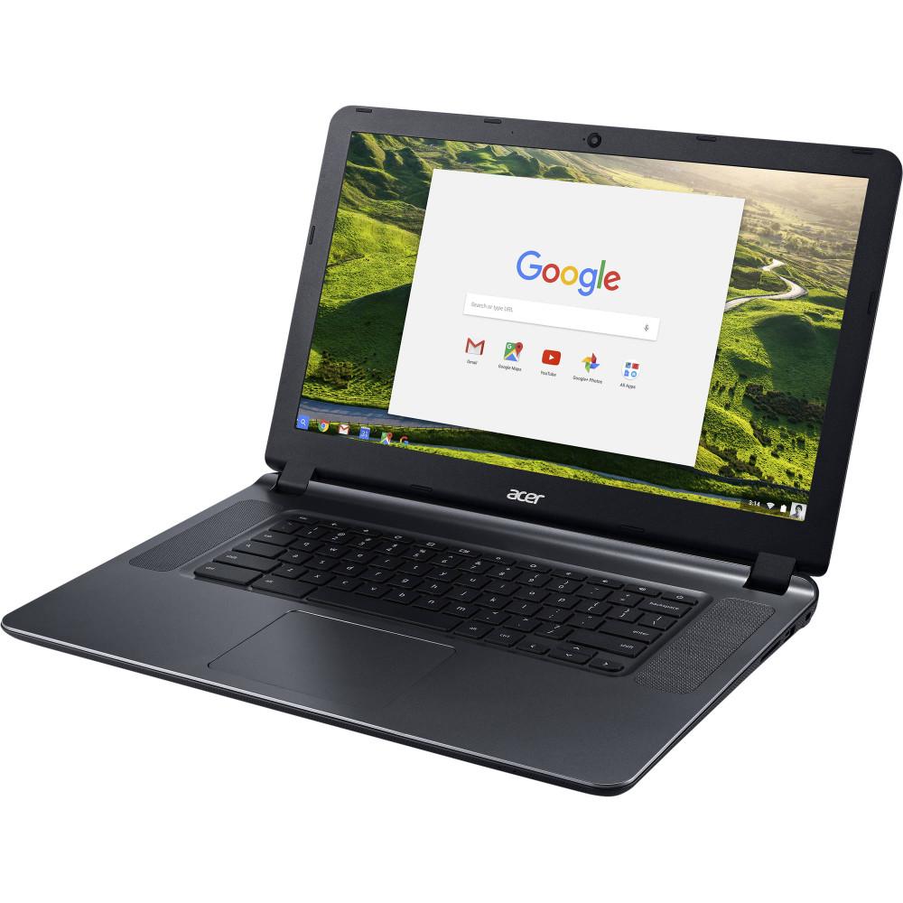 "Acer Chromebook 15 - 15.6"" Intel Celeron N3060 1.60 GHz 4GB Ram 16GB Flash Drive Chrome OS | CB3-532-C8DF"
