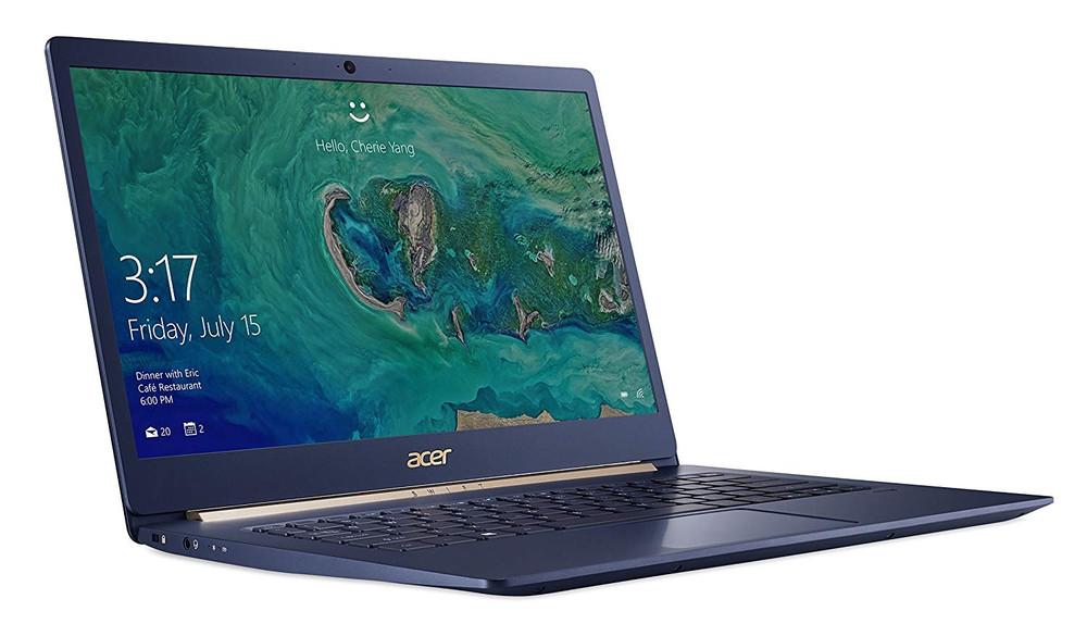 "Acer Swift 5  - 14"" Laptop Intel Core i7 1.8 GHz 16GB Ram 512 GB SSD Windows 10 Home   SF514-52T-82WQ"