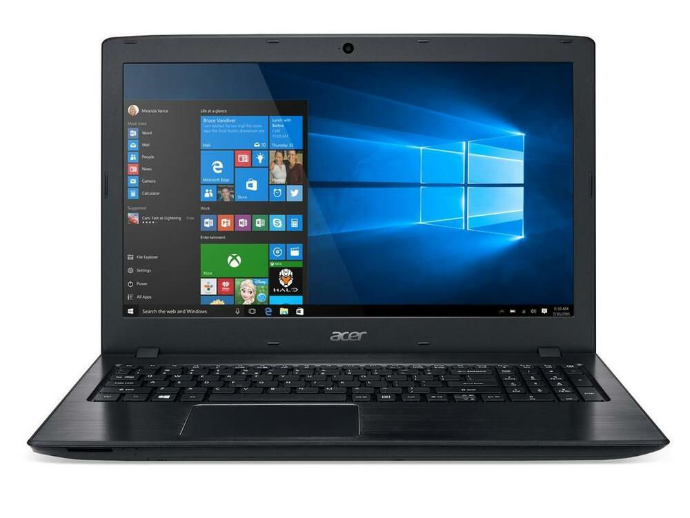 "Acer Aspire E 15 - 15.6"" Laptop Intel Core i3-8130U 2.20GHz 6GB Ram 1TB HDD Win10Home | E5-576-392H"