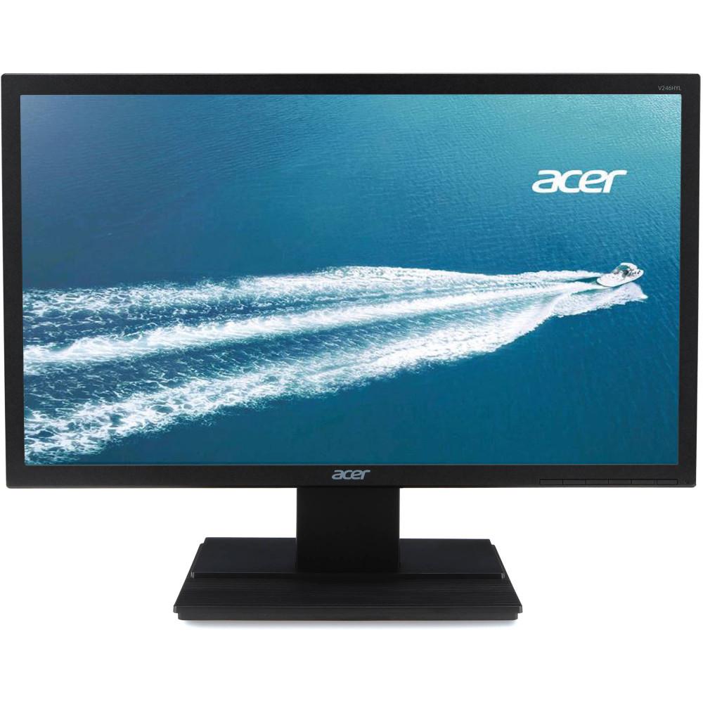 "Acer V6 - 23.8"" Full HD (1920 x 1080) 5 ms GTG 250 nit LED | V246HYL Cbi"
