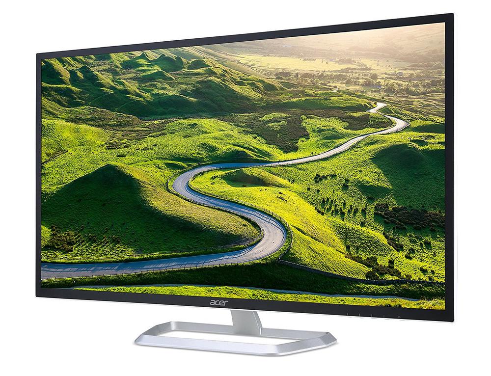 "Acer EB1 - 31.5"" Monitor Full HD (1920 x 1080) 60 Hz 4ms GTG | EB321HQU Bbmidphx | Scratch & Dent"