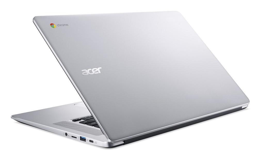 "Acer Chromebook 15 - 15.6"" Intel Celeron N3350 1.1GHz 4GB Ram 32GB Flash Chrome OS | CB515-1HT-C2AE"