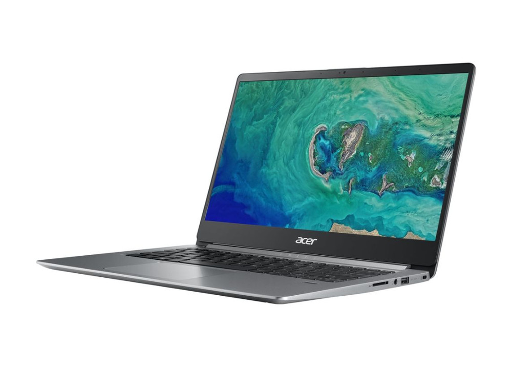 Acer Swift 1 Laptop Intel Pentium Silver N5000 1.1GHz 4GB Ram 64GB Flash Windows 10 Home | SF114-32-P2PK | Scratch & Dent