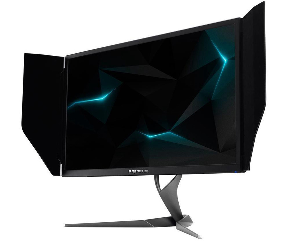 "Acer Predator X27 - 27"" Gaming Monitor NVIDIA G-Sync 120 Hz (OC 144 Hz) 4K UHD 3840 x 2160 600 Nit | X27 bmiphzx"