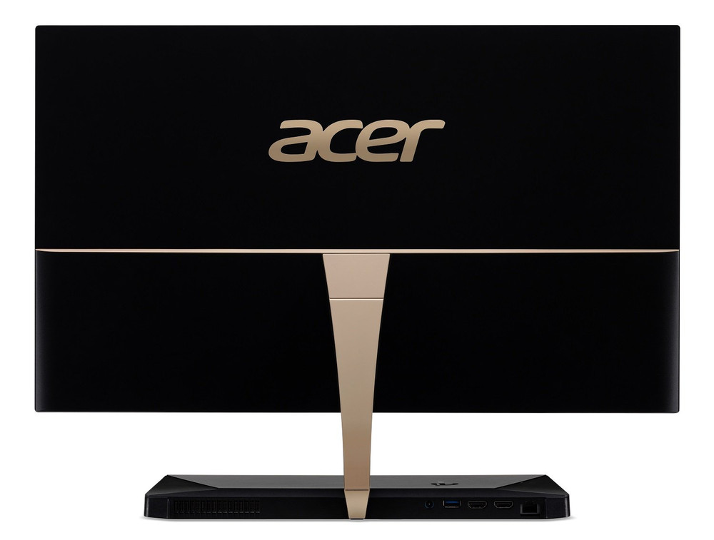"Acer Aspire S 24 All-In-One 24"" Intel Core i5-8250U 1.6GHz 12GB 1TB HDD Windows 10 Home 