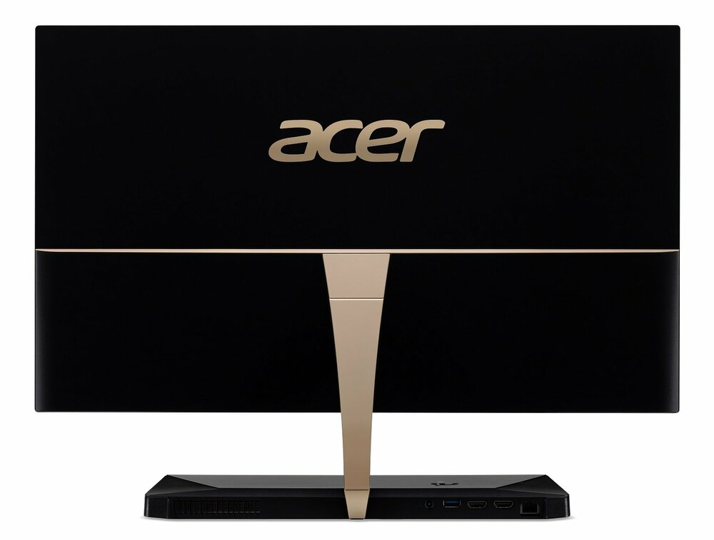 """Acer Aspire S 24 All-In-One 24"""" Intel Core i5-8250U 1.6GHz 12GB 1TB HDD Windows 10 Home 