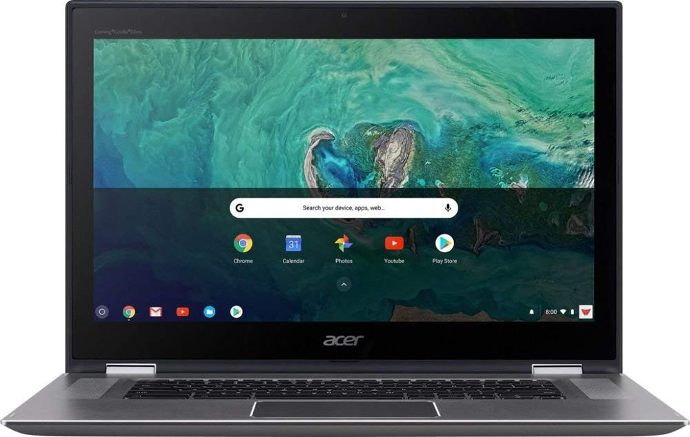 "Acer Chromebook Spin 15 - 15.6"" Chromebook Intel Pentium N4200 1.1GHz 4GB Ram 64GB Flash Chrome OS 