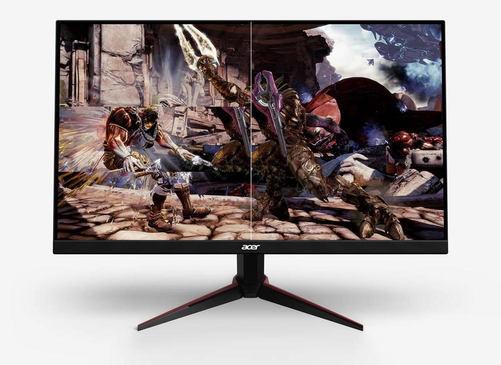 """Acer Nitro VG0 - 23.8"""" Monitor Display 1920 x 1080 Full HD 16:9 250 Nit   VG240Y"""