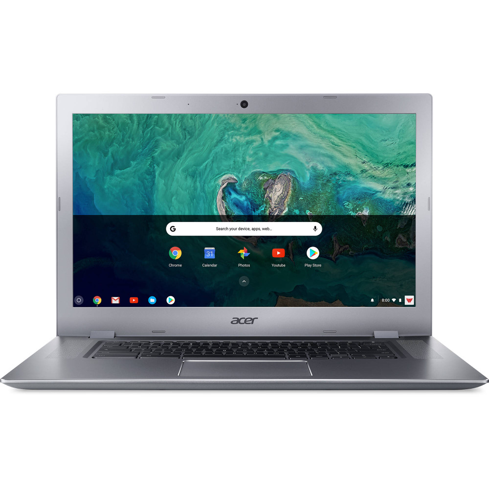 "Acer Chromebook 15 - 15.6"" Laptop Intel Celeron  1.1GHz 4GB Ram 32GB Flash Chrome OS 