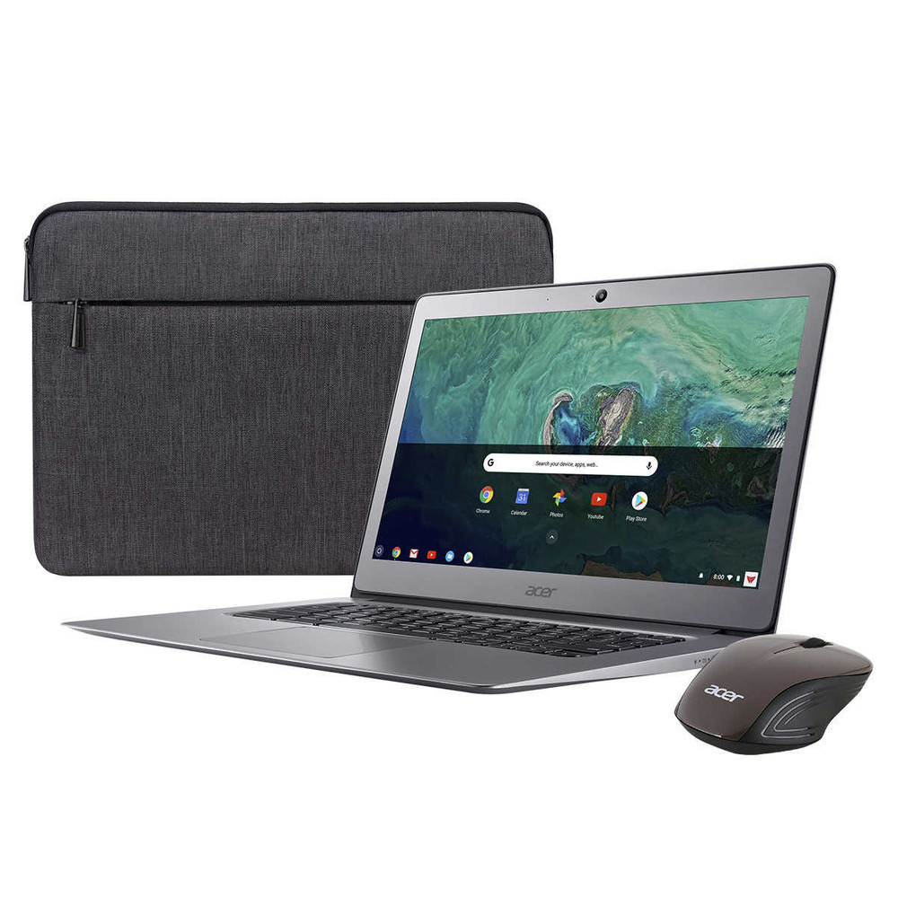 "Acer Chromebook 14 - 14"" Intel Celeron N3160 1.60 GHz 4GB Ram 32GB Flash Chrome OS | CB3-431-C7EX"
