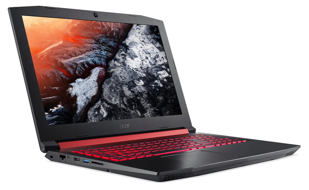 "Acer Nitro 5 - 15.6"" Laptop AMD Ryzen 5 2500U 2GHz 8GB Ram 256GB SSD Windows 10 Home | AN515-42-R5GT"