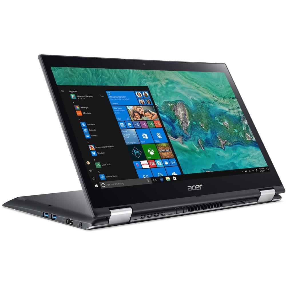 "Acer Spin 3 - 14""  Laptop Intel Core i3-8130U 2.20GHz 8GB Ram 256GB SSD Windows 10 Home | SP314-51-32Z9"