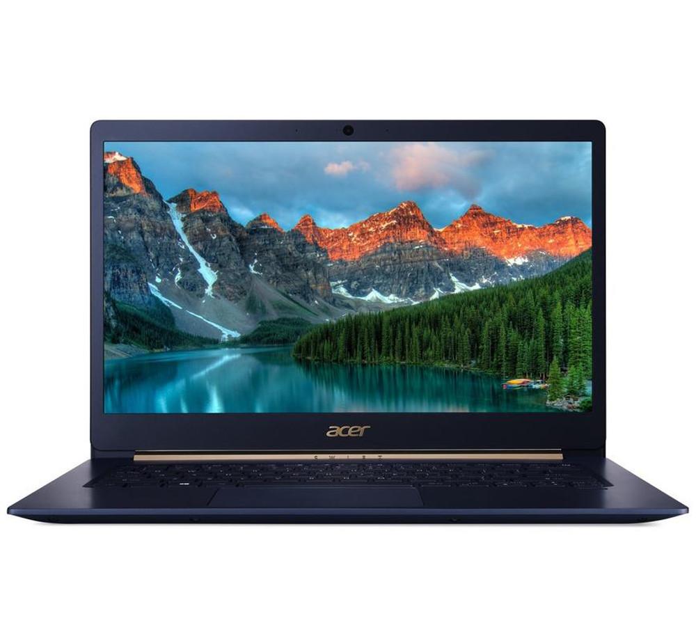"Acer Swift 5 - 14"" Laptop Intel Core-i5 1.6Ghz 8GB Ram 256GB SSD Windows 10 Pro | SF514-52TP-52LH"