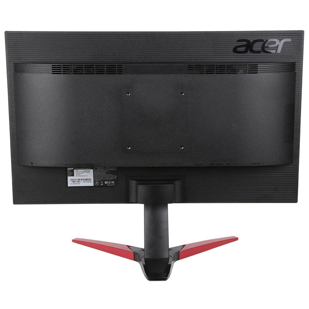 """Acer KG1 24"""" Widescreen Monitor Display Full HD (1920x1080) 1 ms GTG 16:9 144 Hz 